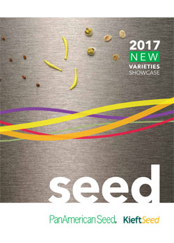 2017 PanAmerican Seed New Varieties