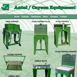 Antal/Cayson Plug Popper and Dibbler